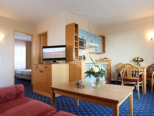 Ferienwohnung Mönchgut ab 130 € pro Nacht für 2 Personen (Maximalbelegung 4 Personen)