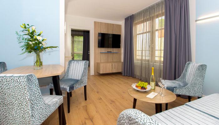 Ferienwohnung Granitz ab 160 € pro Nacht für 2 Personen (Maximalbelegung 4 Personen)