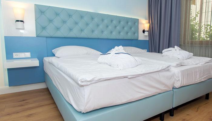 Ferienwohnung Mönchgut Double ab 170 € pro Nacht für 2 Personen (Maximalbelegung 8 Personen)