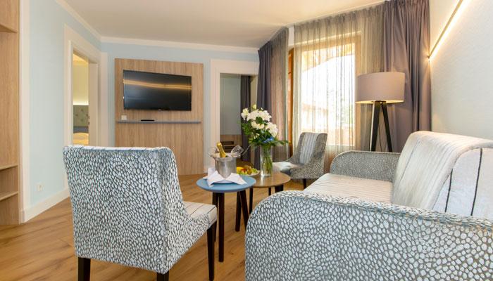 Ferienwohnung Sellin ab 220 € pro Nacht für 2 Personen (Maximalbelegung 6 Personen)